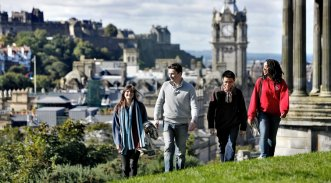 The University of Edinburgh is