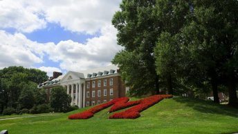 University of Maryland ranks