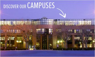 Find out our campuses