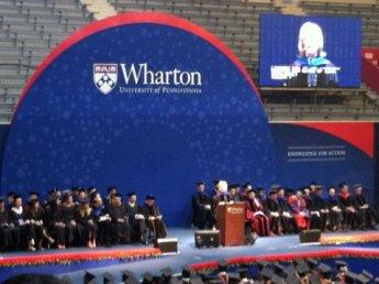 Wharton university of