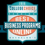 Online Business schools rankings